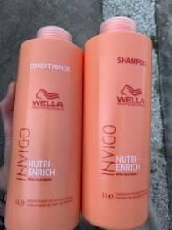 Título do anúncio: Kit Wella Professionals Invigo Nutri-Enrich Salon Duo (2 Produtos)