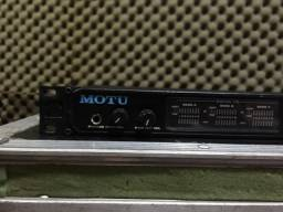 Interface motu 2408mk3 com PCI 424