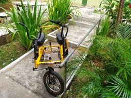 """Triciclo Para Lazer aro 16"""""""