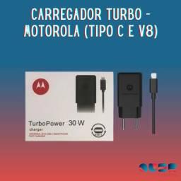 Carregador Turbo Motorola V8 e TIPO C DISPONÍVEIS PROMOÇÃO IMPERDÍVEL!!!!