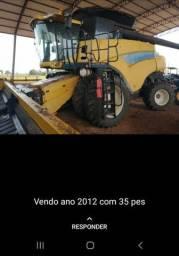 New Holland CR