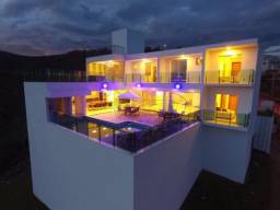 Casa super Luxuosa para venda ( Capitolio- Escarpas do Lago)