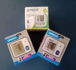 Medidor de Pressão G Tech & Omron