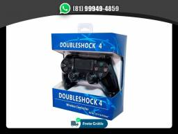 Título do anúncio: Controle Joystick Ps4 Doubleshock 4 para Playstation 4