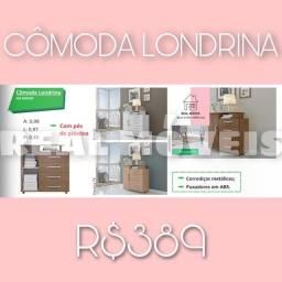 Cômoda londrina cômoda londrina cômoda londrina 9819-9