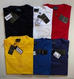 Camisas Malha peruana 40.1