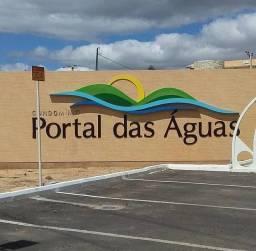 Título do anúncio: Terreno de esquina no Condomínio Portal das Águas // 750 m2