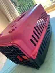 Caixa transporte cachorro - tamanho P