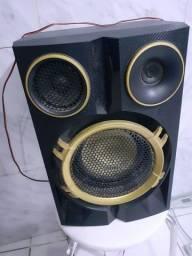 Par Caixa Som Fx50 3ohm Original Philips Fx 50