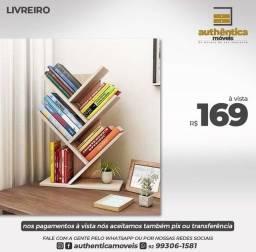 Título do anúncio: Organizador de livros de mesa em mdf