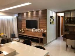 Título do anúncio: Apartamento com 3 dormitórios à venda, 79 m² por R$ 412.000,00 - Parque Amazônia - Goiânia