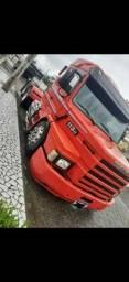 Scania 113 e carreta guerra 2003