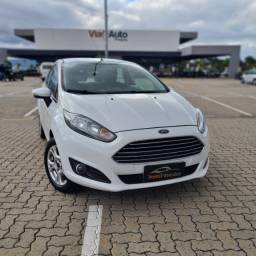 FORD - New Fiesta SEL 1.0 EcoBoost Aut. - 2017 (Impecável)