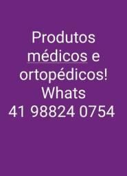 Produtos médicos e ortopedicos