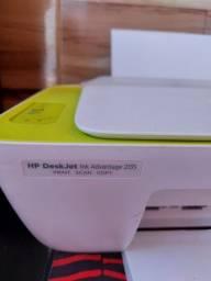 Impressora  ?HP com dois cartucho vazio   originais  grátis