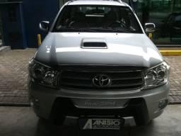 TOYOTA Hilux SW4 3.0 16V 4P SRV 4X4 7 LUGARES TURBO DIESEL AUTOMÁTICO