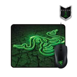 Razer combo mousepad Goliathus Small Fissure & Mouse Abyssus
