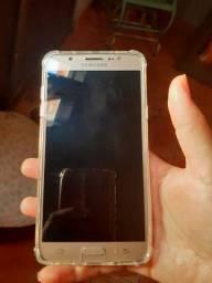 Samsung Galaxy J7 16GB e 2 de Ram