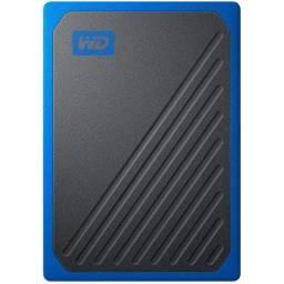 SSD Wd Portátil 1TB - HD Wd Externo 2TB
