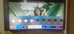 Smart tv samsung 49 curved