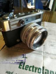 Máquina fotográfica antiga Yashica Lynx 14