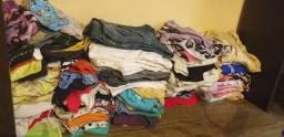 Vendo lote de roupa para brechó