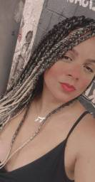 Mr  tranças  .Promocao trancas box  braids