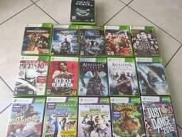 Jogos originais Xbox 360, aceito cartão