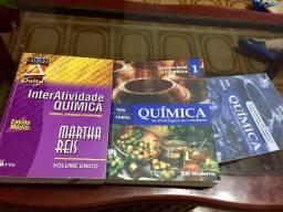 Livros de vestibular, ENEM e Ensino médio