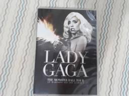 DVD - Lady Gaga - The Monster Ball Tour