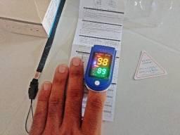 Medidor de Saturação   Oximetro   Novo   Frete Grátis