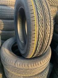 Título do anúncio: par de pneus remolde 185/65/15 Ecotyre