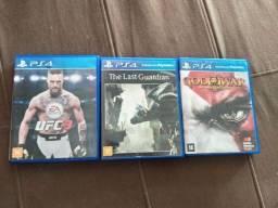 Vendo jogos de PS4 apartir de $30,00