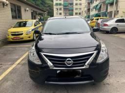 Nissan versa 2017 automático com gnv 5º geração
