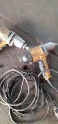 Parafusadeiras eletrica vender urgente pagar dívida  600 reais