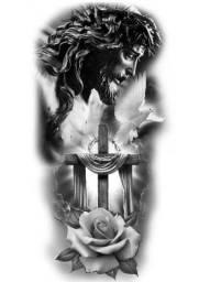 Título do anúncio: Tattoo realismo por 200$ (preço baixo por ser um estudo para o tatuador)