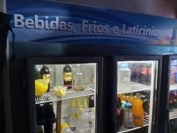 Freezer vertical FRICON 3 portas
