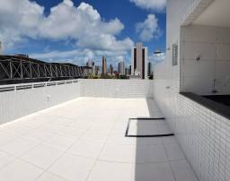 Cobertura Duplex no San Benito- No melhor de Tambauzinho- 104m²- 02Qts