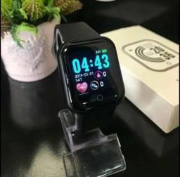 Smartwatch D20/Y68 Preto