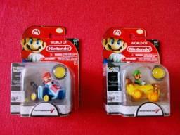 World Of Nintendo Coin Racers - Mario + Luigi