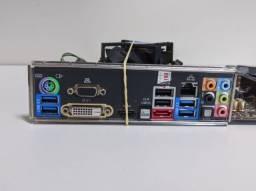 Título do anúncio: Kit Upgrade i7 3770 + ASRock Z77 Extreme 4