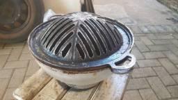 Churrasqueira Gengiskan aluminium