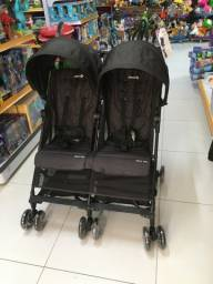 Carrinho de bebê - Safety Nano Two (Gêmeos )