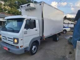 Caminhão Volkswagem Vw 9.150 Bau Refrigerado