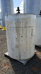 Tanque aço carbono  - 1700 Litros