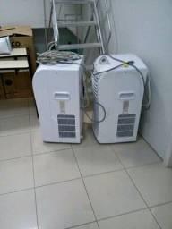 Título do anúncio: Locação de Ar Condicionado - Curitiba