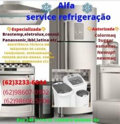 Título do anúncio: Concerto de lavadora e geladeira