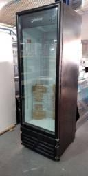 Cervejeira Porta de vidro