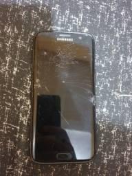 Título do anúncio: Samsung s7 edge