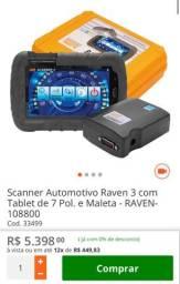 Scanner Raven 3